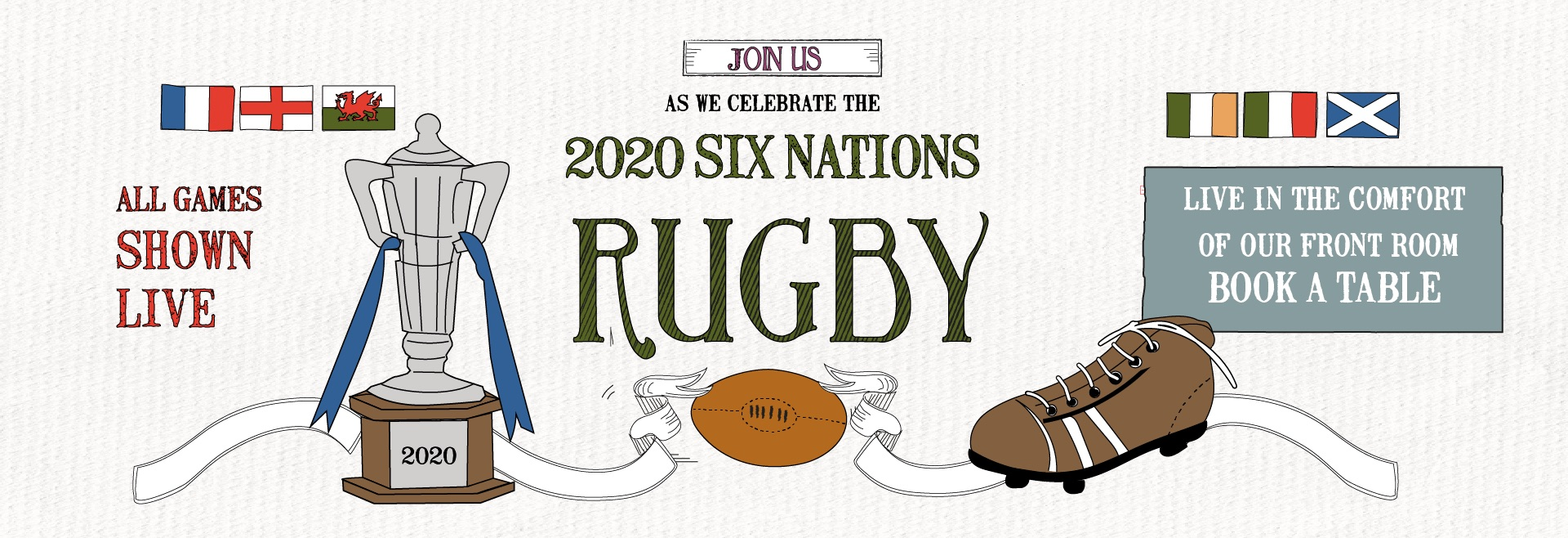 Six Nations at The Champion
